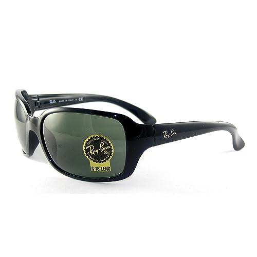 fe1b62bb69a Ray Ban Wrap Around Sunglasses  Amazon.com