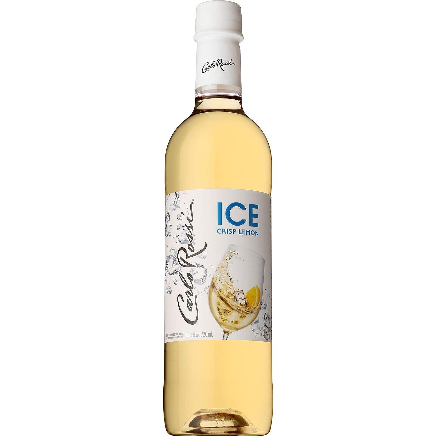 非難グローバル微妙カルロロッシ ICE ホワイト [ 白ワイン 甘口 日本 720ml ]