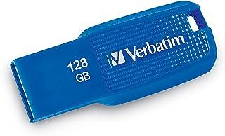 Verbatim 128GB Ergo USB 3.0 Flash Drive – Blue