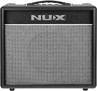 NUX Mighty 20BT Electric Guitar Amplifier 20Watt digital Amplifier with Modulation reverb and delay effects