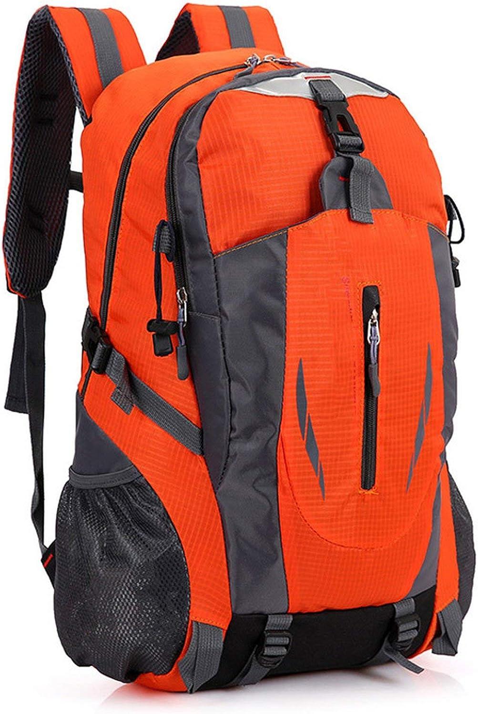 40L Waterproof Durable OutdoorClimbing Backpack Women&Men Hiking Athletic Sport Travel Backpack Rucksack