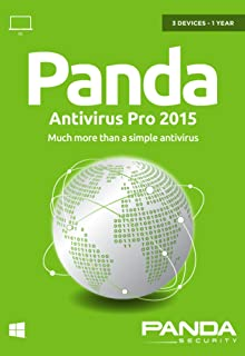 Panda Security AntiVirus Pro 2015 - 3 Devices [Old Version]