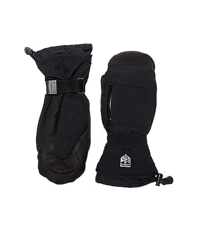 Hestra CZone Pointer Mitt (Black) Ski Gloves