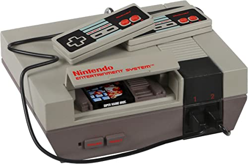 Hallmark Keepsake Christmas Ornament 2020, Nintendo Entertainment System NES Console With Light and Super Mario Bros....