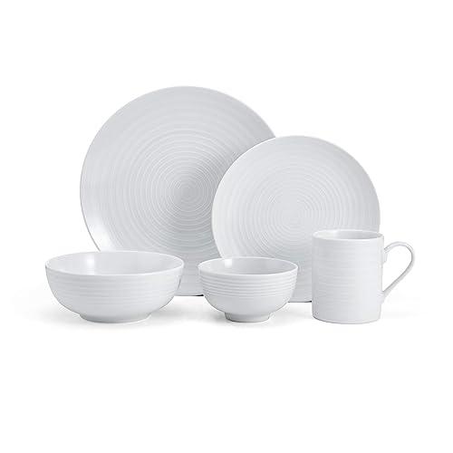 4f160ec59ce8 Mikasa 5224196 Cheers 40-Piece Dinnerware Set