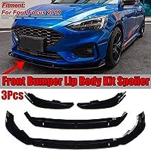 griglia inferiore con 3 lati anteriori per F-o-r-d Focus 15-2016 Areyourshop copertura per paraurti anteriore