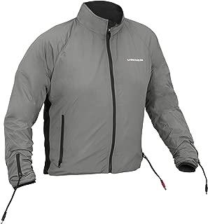 Firstgear 90W Heated Jacket Liner (Medium) (Grey)