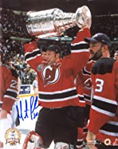 Martin Brodeur Signed/Autographed New Jersey Devils Glossy 8x10 Photo. Includes Certificate of Authenticity and Proof. NHL...