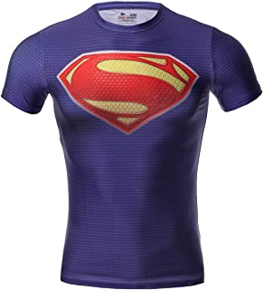 superman under armour shirt