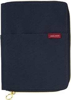 コクヨ ジブン手帳 手帳アクセサリ ハードカバー ジッパー付き A5 スリム ネイビー ニ-JCCL1