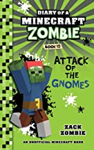 Diary of a Minecraft Zombie Book 15: Attack of the Gnomes!