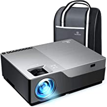 """VANKYO Performance V600 Native 1080P LED Projector, HDMI Projector with 300"""" Display Compatible with TV Stick, HDMI, VGA, ..."""