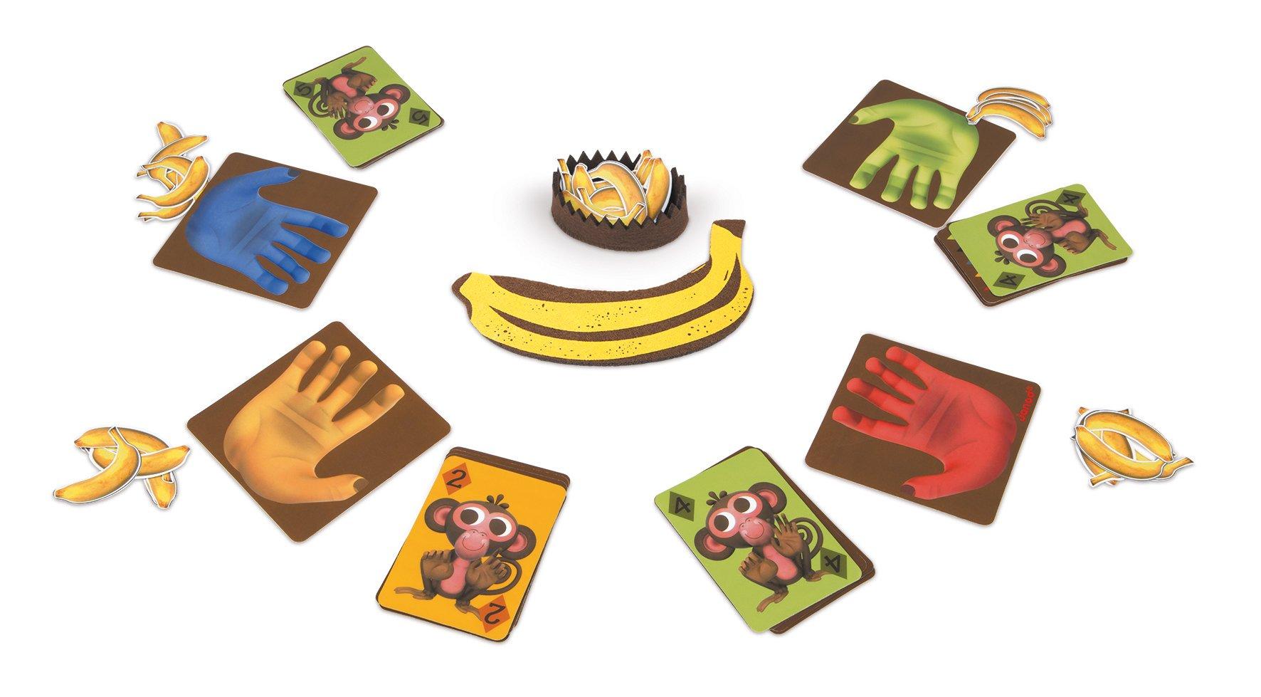 Janod - Zoonimooz, Juego de Mesa Mono (J02812): Amazon.es: Juguetes y juegos