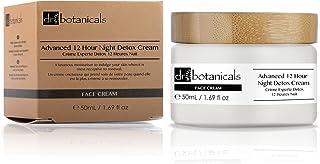 Dr Botanicals Advanced 12 Hour Night Detox Cream,