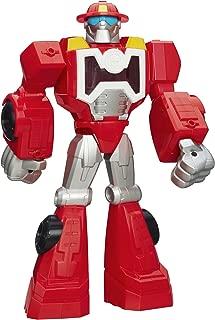 Playskool Transformers Rescue Bots Heatwave the Fire-Bot Figure