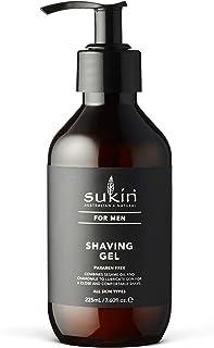 Sukin Sukin Mens Shave Gel 225ml