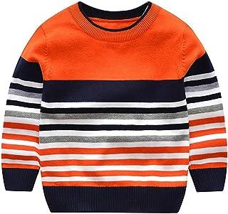 e51217458 Amazon.ca  Orange - Sweaters   Boys  Clothing   Accessories