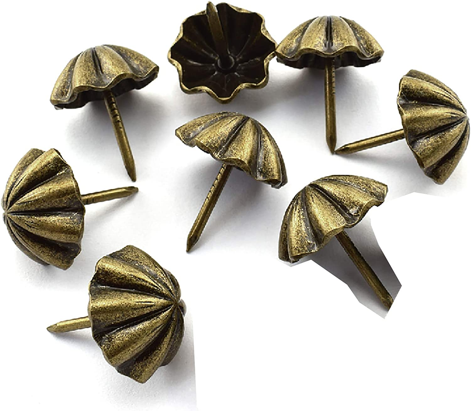 Antique Upholstery Tacks OZXNO Limited Special Price Umbrella-Shape PCS 10 Now free shipping Decorative