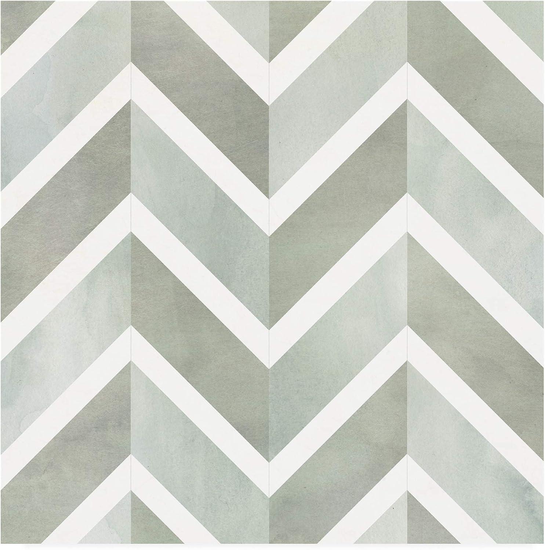 Trademark Fine Art Sea Glass Tiles IV by Victoria Borges, 14x14