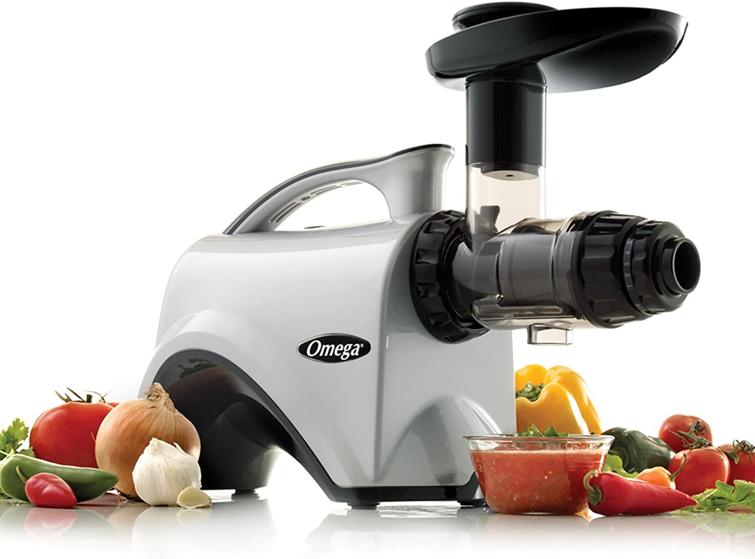 Omega NC800 Juicer and Nutrition System Review