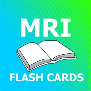 MRI Flashcards 2018 Ed