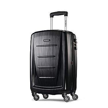 Samsonite Luggage Winfield, 2 modernas valijas con cuatro ruedas HS de 20 pulgadas), 56844-2849