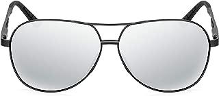 large aviator sunglasses for men