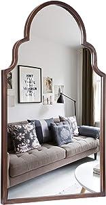 VVK Large Antique Wall Mirror - 39