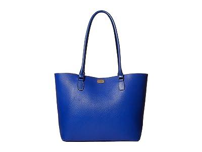 Frances Valentine Medium Trixie Tote (Royal) Handbags