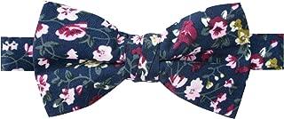 Boys' Cotton Floral Bow Tie