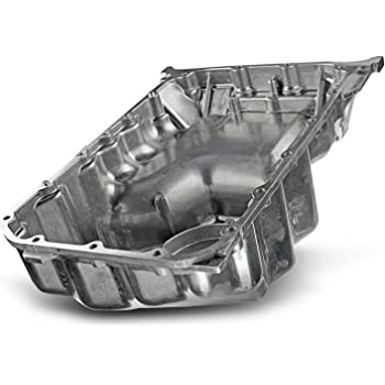 Engine Oil Pan compatible with Acura CL 3.2 01-03 Base Premium Type-S Touring MDX 3.5 01-02 Honda Pilot 3.5 03-04 EX LX replaces 11200PGEA00 HOP16A 264-412 TL 3.2 02-03
