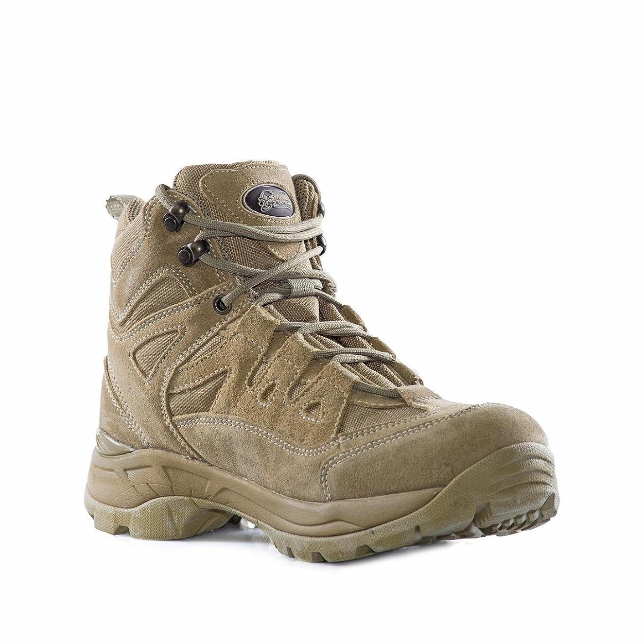 79de8e17f423a UPSTONE Work Shoes for Men, Indestructible Steel Toe Battlefield ...