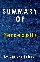 Summary Of Persepolis: By Marjane Satrapi