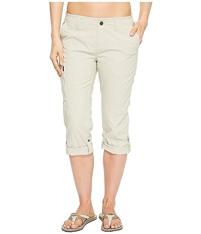 Royal Robbins Discovery Capri Pants (Sandstone 1) Women