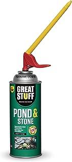 GREAT STUFF 99112849 Smart Dispenser Pond & Stone, 12 oz, Black