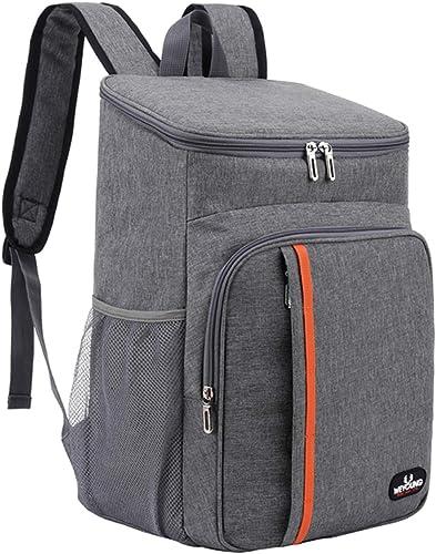 Blusea Sac à dos isotherme de 18 l - Pour pique-nique, camping, barbecue, randonnée, pique-nique - 18 l