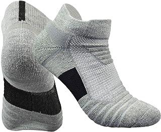 Calcetines deportivos para hombre, transpirables, absorben el sudor, con tubo
