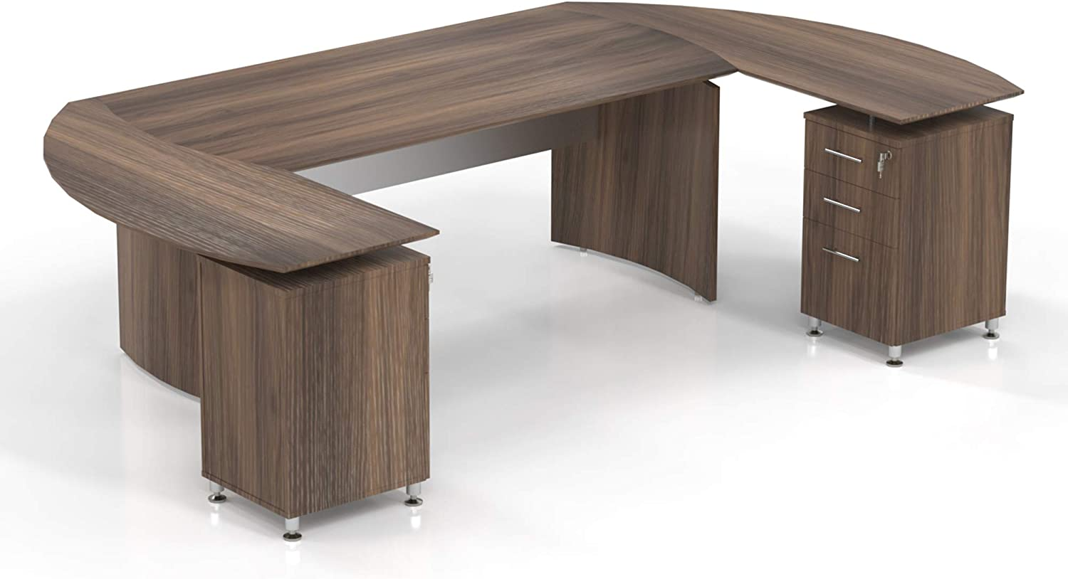 Safco SEAL limited product Products In stock Mayline Medina Desk #6 Suite Series