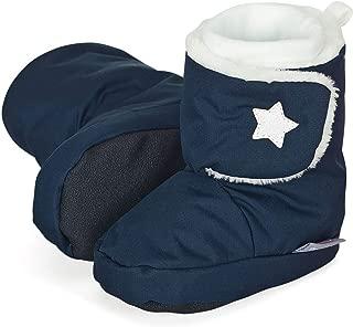 Gr/ö/ße: 21//22 Alter: 18-24 Monate Artikel-Nr.: 5101881 Farbe: Ecru Sterntaler Unisex Baby Schuhe mit B/ündchen