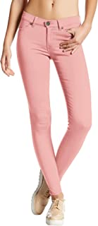 blush coloured trousers