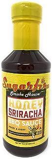 Sugarfire Smoke House | Honey Siracha Sweet & Firey BBQ Sauce | 18.5 Oz/524.5 G
