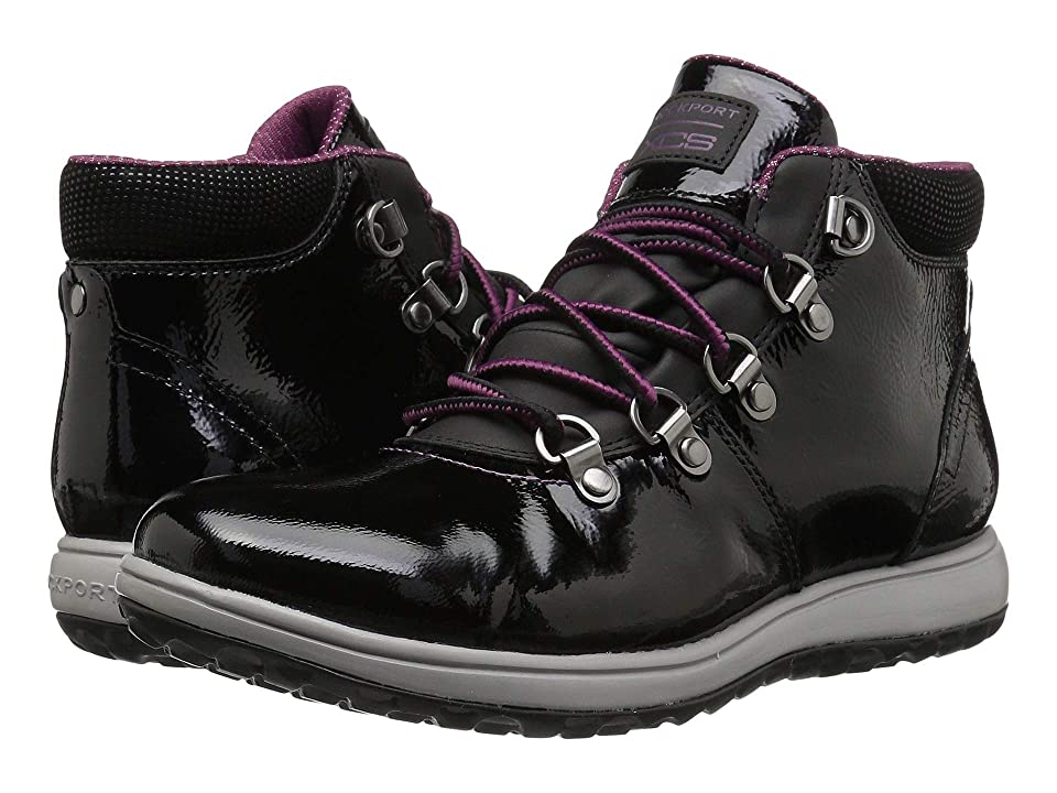 Rockport XCS Britt Alpine Boot (Black) Women
