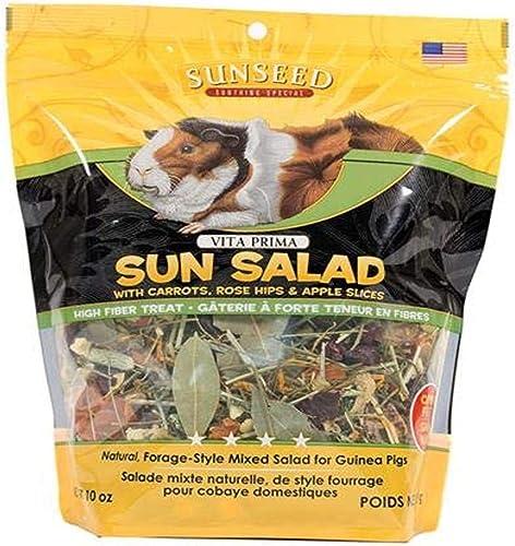 Vitakraft Vita Prima Sun Salad Treat for Guinea Pigs (10 oz)