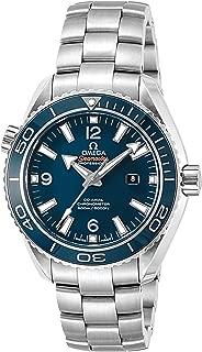 [オメガ] 腕時計 シーマスター プラネットオーシャン ブルー文字盤 コーアクシャル自動巻 232.90.38.20.03.001 並行輸入品 シルバー