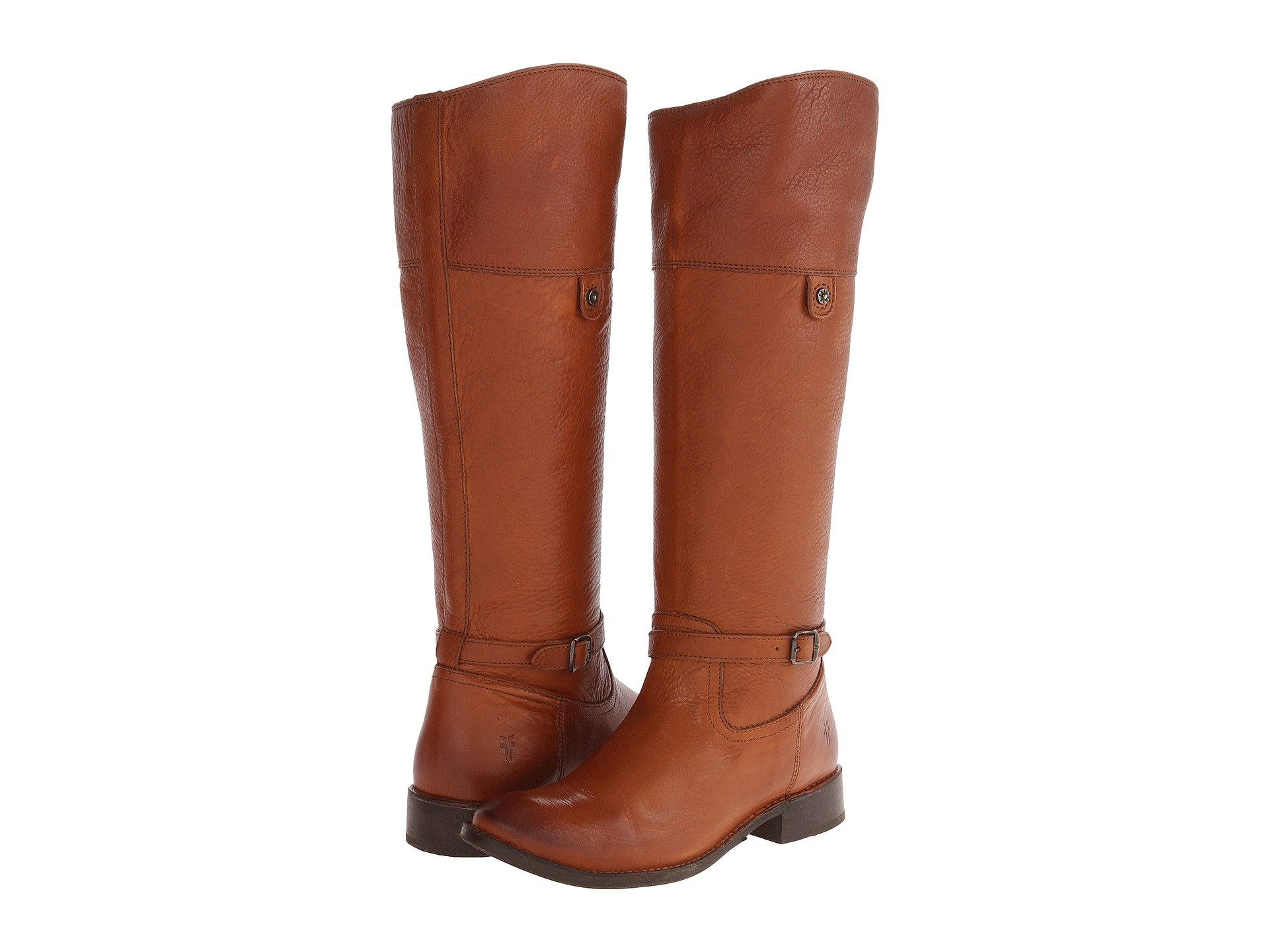 Shirley Rivet Tall, Whiskey Soft Vintage Leather