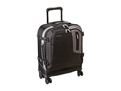 Briggs & Riley BRX Explore International Wide Body Spinner (Black) Pullman Luggage