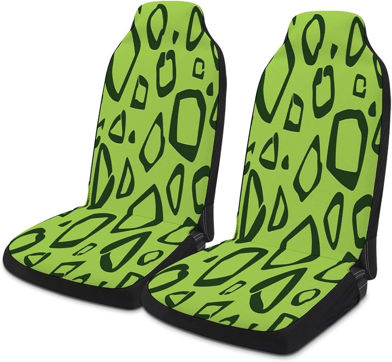 Front Seat Covers 2 pc Free New popularity shipping Nanatsu Cosplay Vehicle No - King Taizai