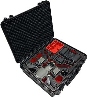 TomCase Profi Outdoor Case Ready-to-Fly dla DJI Mavic 2 Enterprise Zoom/Dual z miejscem na kontroler i dużą ilością akceso...