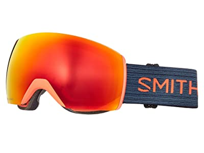 Smith Optics Skyline XL (Red Rock/Chromapop Everyday Red Mirror/Extra Lens Not Included) Goggles