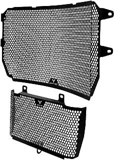 MT10 2016 2017 Rejillas frontales de radiador Guarda protectora Radiator Guard para Yamaha MT-10 MT10 2016 2017